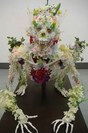 88 best halloween flower arrangements images on pinterest