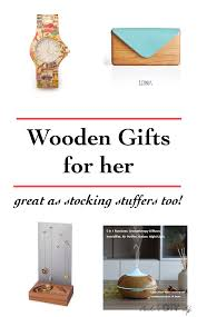 Stocking Stuffers For Her Unique Gifts For Women Made From Wood Anika U0027s Diy Life