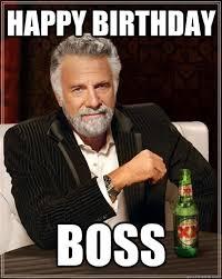 Boss Meme - happy birthday boss meme memeshappy com