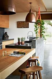 Simple Kitchen Island by Island Bench Designs Materials And Upstand Wall Timber Ceiling