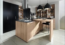 cuisine noir et meuble cuisine noir laqué luxury cuisine noir bois inox chaios