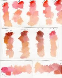 skin tone swatchessm jpg 628 800 aquarelle pinterest