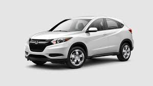 types of suvs 2018 honda hr v u2013 the crossover suv honda