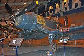 bureau corsair vought goodyear corsair iv fg 1d 88297