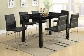 Dining Room Table Modern Counter Height Dining Room Table Sets