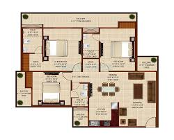 1800 sq ft 3 bhk 1800 sq ft apartment for sale in sethi venice at rs 4300 0