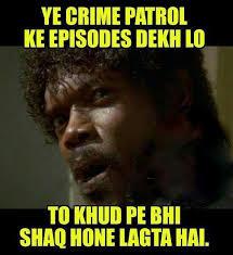 Indian Memes Tumblr - crime petrol trolls memes media tv sony savdhaan india trolls and