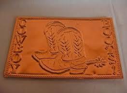kopper kard postcards vintage kopper kard copper postcard cowboy boots 1950 s ebay