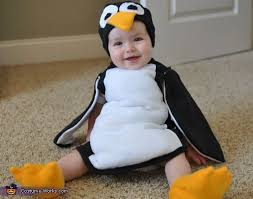 10 Month Halloween Costume 25 Baby Penguin Costume Ideas Cute Baby