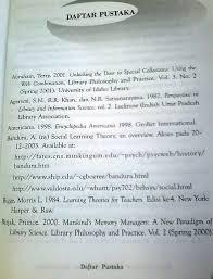daftar pustaka merupakan format dari cara membuat daftar pustaka dari internet yang benar