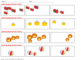 Printable Math Worksheets For Preschool Free Printable Math Worksheets For Kids Coloring Pages