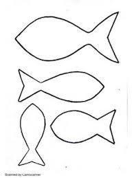 fish printable printables pinterest fish craft and bricolage