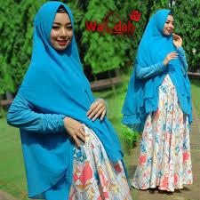 Wardah Okt by wardah melody fashion