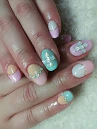 nail designs for spring summer