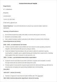 Resume Format For Call Center Job For Fresher Call Center Cover Letter Professional Call Center Representative