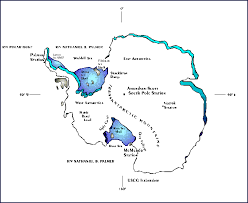 map of antarctic stations chapter iii antarctica a unique laboratory for science