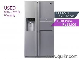Whirlpool French Door Refrigerator Price In India - refrigerators in india buy all types of refrigerators at quikr
