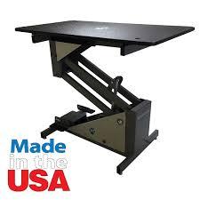 best electric grooming table petedge groomer s best electric grooming tables