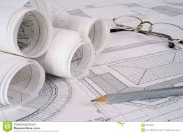 architect plans series royalty free stock image image 2337996