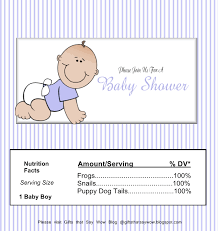 free bar wrapper templates gifts that say wow free printable baby boy wrapper