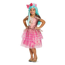 Deluxe Kids Halloween Costumes Buy Shoppies Peppa Mint Deluxe Child Costume