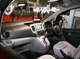 nissan nv200 taxi file nissan nv200 vanette taxi interior jpg wikimedia commons