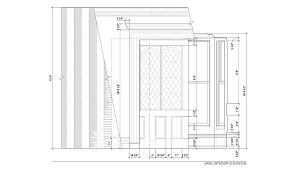 Sagamore Hill Floor Plan Cwb Architects Cobble Hill Oriel Window Preservation