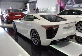 price of lexus lfa in south africa festival of motoring 2016 a quick guide cars co za