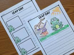leap year videos for kids simply kinder