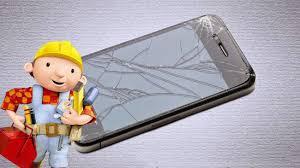 Broken Phone Meme - text messages from broken android
