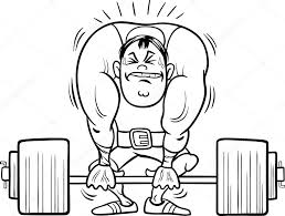 olympic weightlifting coloring page weightlifting coloring page 5