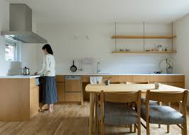 japanese kitchen design two structure house idea with modern and traditional japanese