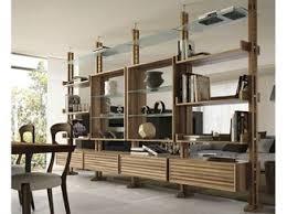 scaffale divisorio librerie con fissaggio pavimento soffitto archiproducts
