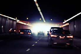 driving tip always use your headlights in tunnels