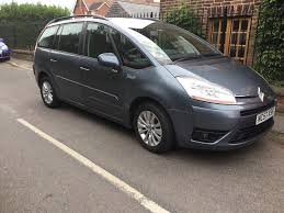 citroen c4 grand picasso 1 6 hdi diesel 7 seater manual gearbox