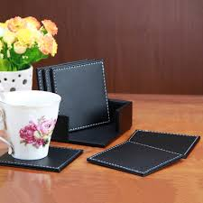 online buy wholesale leather placemats and coasters from china