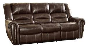 Eli Cocoa Reclining Sofa The Best Reclining Sofas Ratings Reviews Bernhardt Weston Double