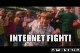 Funny Fight Memes - internet fight by predatorost meme center