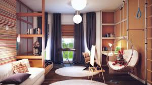 sweet cool room designs for guys with world globe theme and