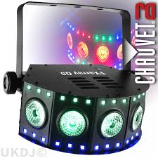 chauvet dj fxarray q5 effect light fxarray q5 quad colour led rgb uv smd wash light dance floor effect