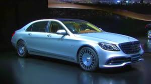 2018 mercedes benz s class world premiere auto shanghai 2017 youtube