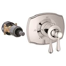 grohe showers shower faucet trims the somerville bath kitchen 518 00 726 00