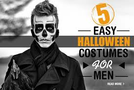 5 easy halloween costumes for men jumia chic fashion beauty