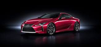 lexus lc luxury coupe lexus shows off lc luxury coupe goauto