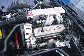 85 corvette engine 1985 chevrolet corvette c4 magazine