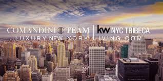 tribeca comandini team luxury new york living
