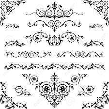 vintage design vintage design elements royalty free cliparts vectors and stock