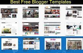 top 17 best free new blogger templates seo responsive adsense