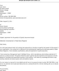 research analyst cover letter sample strategy analyst sample