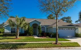4 Bedroom 2 Bath Houses For Rent by Orange Tree Villas In Orlando Florida Direct By Owner Vr360